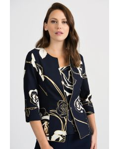 Joseph Ribkoff Jacket with Camisole 201270