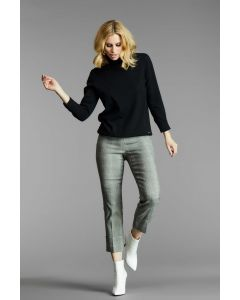 """UP Womens Techno Side Slit Ankle 25"""" Pants 67114"""