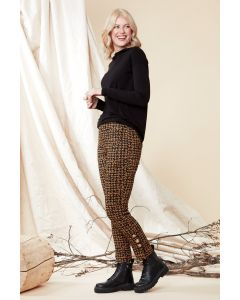 """UP Womens Basic Techno Ankle 28"""" Pants 67364"""
