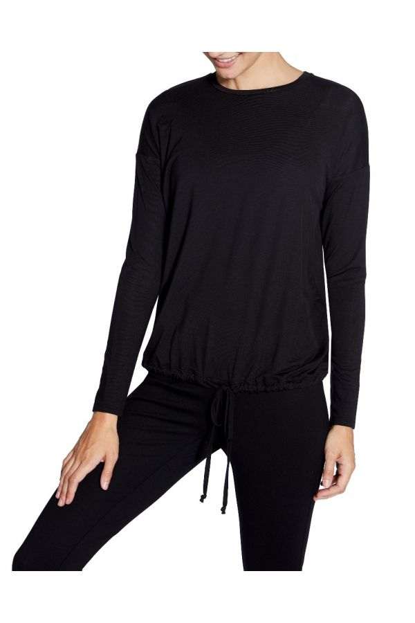 UP Womens Top 30168-Black-S