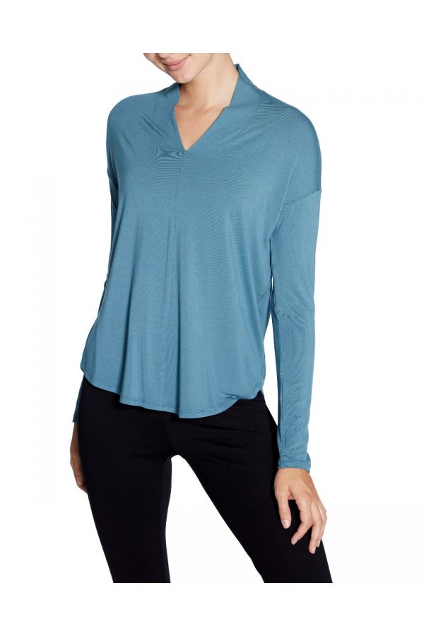 UP Womens Top 30170-Blue Stone/Steel Blue-XS