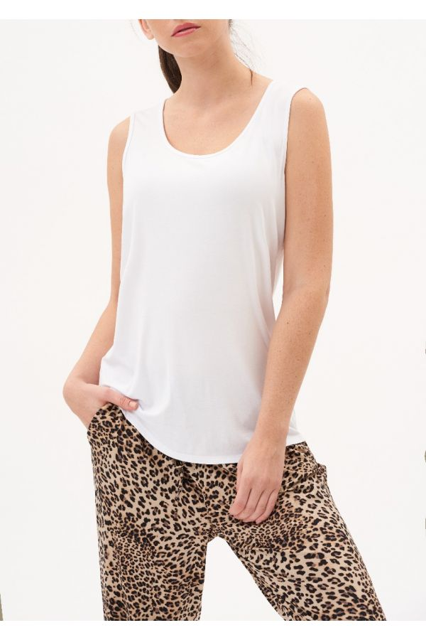 UP Womens Top 30188-White-S