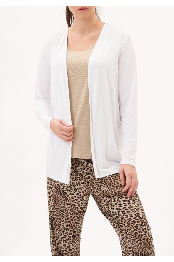 UP Womens Top 30189-White-S
