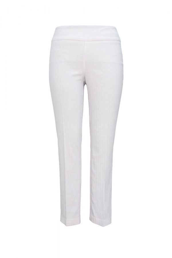 "UP Womens Techno Slim Leg Ankle 28"" Pants 66798-White-0"