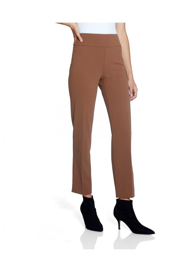 "UP Womens Stretch Crepe Leg 28"" Pants 67052"