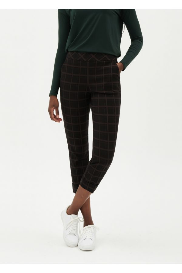 """UP Womens Basic Techno Ankle 28"""" Pants 67367"""