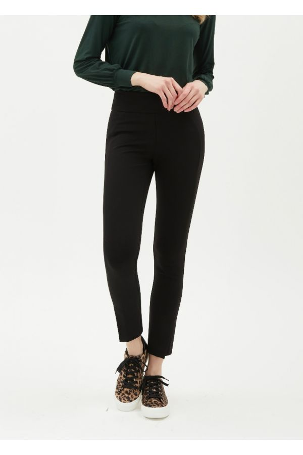 """UP Womens Luxury Collection 28"""" Pants 67375-Black-0"""