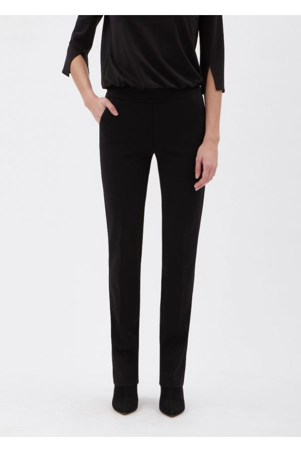 """UP Womens Luxury Collection 33"""" Pants 67376-Black-0"""