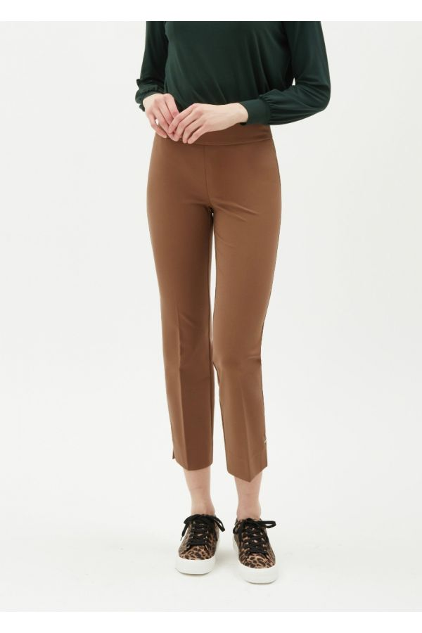 """UP Womens Luxury Collection 28"""" Pants 67378-Camel/Tan-0"""