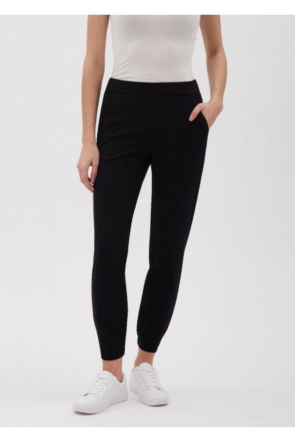 """UP Womens Luxury Collection Roma 28"""" Pants 67379-Black-0"""