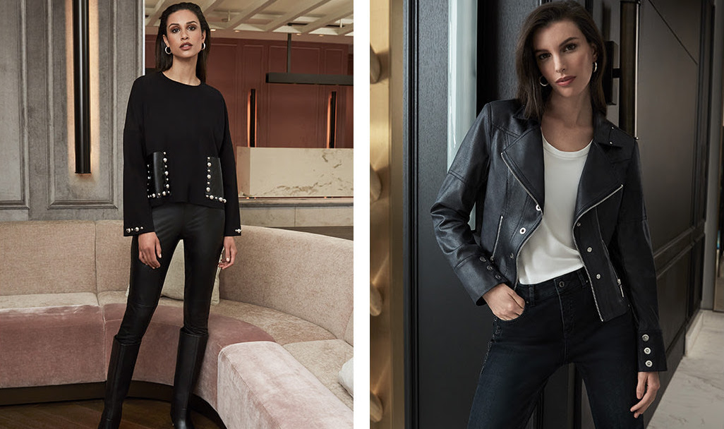 Joseph Ribkoff and Frank Lyman: How to Go From Spring to Fall For 2021 Fashion Requirements